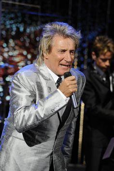 Rod Stewart -  love the guy !