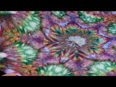 Educator Ice Quilts: How'd they do it? – May 2018 Handi Quilter, Ice Dyeing, Ruler, Tie Dye, Quilting, Tapestry, Make It Yourself, Videos, Youtube