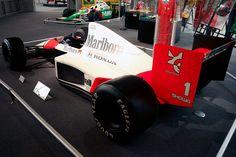 McLaren MP4/5 - Honda