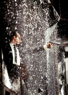 Agent Smith describes humanity as a disease, a virus that has infected the earth. How ironic is it the Smith overtook the Matrix with copies of himself?
