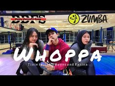 WHOPPA by Tinie ft. Sofia Reyes and Farina Toning Workouts, Zumba Workouts, Workout Videos, Zumba Fitness, Sports, Youtube, Dancing, Hs Sports, Sport