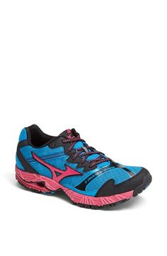 Mizuno 'Wave Ascend 8' Running Shoe (Women) available at #Nordstrom