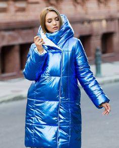 Puffer Jackets, Winter Jackets, Winter Parka, Down Suit, Womens Wetsuit, Langer Mantel, Down Parka, Outerwear Women, Girls