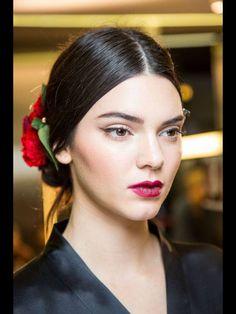 Kendall Jenner, Dolce & Gabbana, spring 2015