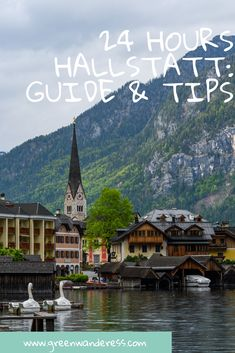 Visiting Hallstatt in Austria? Here are my guide and tips on how to spend 24 hours in Hallstatt. You will find how to avoid crowds and places not to miss. Europe Travel Tips, European Travel, Travel Guides, Travel Destinations, How Much Snow, Hallstatt, Austria Travel, Luxury Travel, Where To Go