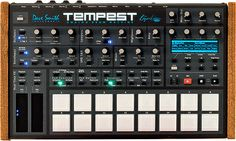 Dave Smith Instruments and Roger Linn Design: Tempest