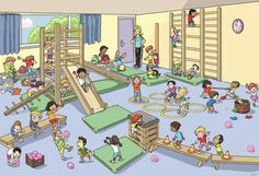 Visual Stimulus Shed - The Mathematics Shed Speech Activities, Language Activities, Infant Activities, School Sports, I School, Talk 4 Writing, Communication Orale, Foundation Stage, Picture Composition