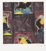 Jasper Johns. Untitled. 1988 Jasper Johns, Moma, Contemporary Art, German, Artist, Painting, Collection, Deutsch, German Language