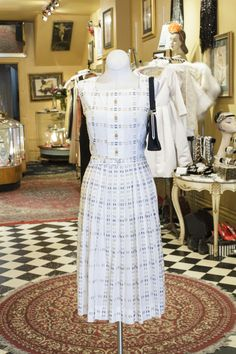 Cabaret Vintage - Vintage Summer Day Dress, $145.00 (http://www.cabaretvintage.com/vintage-dresses/vintage-summer-day-dress/) #vintagedress  #vintage #dressvintage #shopping #vintagestore #vintagefashion #ilovevintage #vintagelove #vintagegirl #vintageshopping #vintageclothing #vintagefinds #vintagelover #vintagelook #followme #dressoftheday #ootd  #instastyle #torontovintage #toronto #queenwest #cabaretvintage