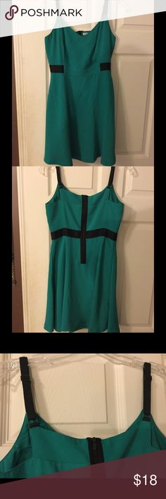 Rachel Roy Greenish Dress St.Patricks Day! Size 6, worn once. Bundle and save .. I accept most offers .. Thanks for looking. Rachel Roy Dresses Mini