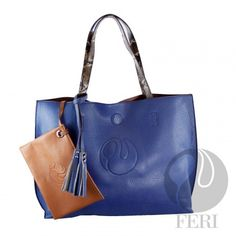 FERI Designer Lines, Bi-Cast Leather shoulder bag from GWT Galleries Napa Leather, Italian Leather, Leather Purses, Leather Wallet, Purse Wallet, Coin Purse, Leather Shoulder Bag, Shoulder Strap, Designer Wallets
