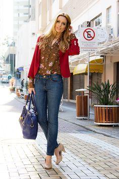 camisa+casaco+jeans