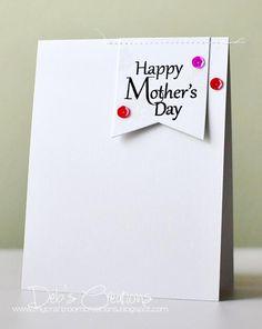 My Craftroom Creations: Happy Mother's Day, Marsha!