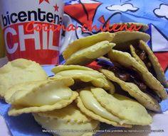 ALFAJORES CON CHANCACA ….. MANJAR BLANCO – Cocina Chilena Chilean Recipes, Pork Meat, Calzone, Empanadas, Enchiladas, Fries, Biscuits, Rolls, Banana