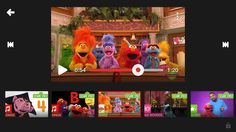 We LOVE the new YouTube Kids app with tons of cool content just for younger kids all in one place