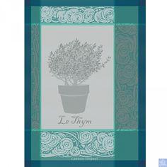 Garnier Thiebaut Thyme Towel