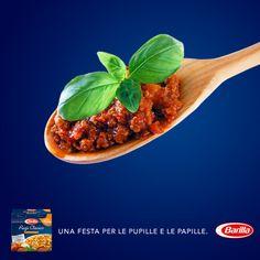 Il gusto inconfondibile di #Barilla si nota a tavola!