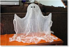 A Halloween Floating Ghost Tutorial