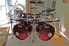 double bass drum rack - Google Search
