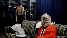 so everybody is talking about josh's back but can we take a moment to appreciate (and admire) Tyler's back? (and the way Josh is looking at him)