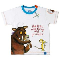 Gruffalo T-shirt - Clothing and Accessories - The...