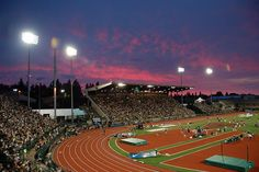 Hayward Field | Eugene Oregon