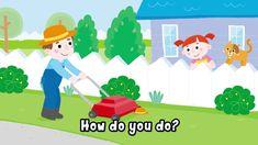 How Do You Do | 23 เพลงภาษาอังกฤษยอดฮิต สำหรับเด็กอายุ 2-5 ขวบ | MISbook Baby Music, Family Guy, Guys, Fictional Characters, Art, Art Background, Kunst, Performing Arts, Fantasy Characters