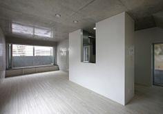 House in Minamikarasuyama designed by Atelier HAKO architects, Minamikarasuyama, Setagaya, Tokyo, Japan - 2013.
