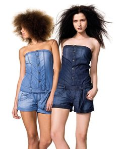 Cute Romper- United Colors of Benetton Spring/Summer 2012 Collection