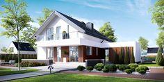 HomeKoncept 3 to projekt domu o nowoczesnym designie. Jak się wam podoba?