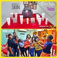 """You're Invited   Join us for a Night of Indulgence.  """"Spa Party and Game Night""""  This social event you will be able to experience Herbalife Revolutionary SKIN Care line...    Followed by a night of Taboo!!                     ✨FUN~LAUGHTER~FRIENDS✨  Location: Ultra Nutrition Spa Party: 6pm - 7pm Game Night: 7pm  Interested in this amazing night? Contact me today to RSVP"""