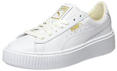 sports shoes 657f2 dd20c Puma Basket Platform Core, Sneaker Donna MainApps Amazon.it Scarpe e  borse