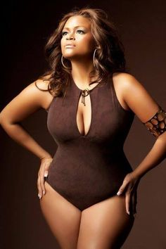 Plus size fashion, because bigger girls can be beautiful TOO!!!