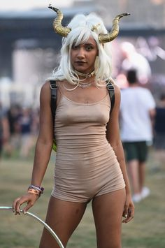 Pin for Later: Viking Horns, Rainbow Hair, and More Stunning Festival Looks From Panorama