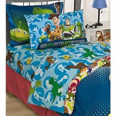 Toy Story Sheets Rooms For Kids Fun Fashionable Home Accessories And