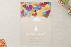 a lovely arrival Baby Shower Invitations by Katie Beth Owens at minted.com