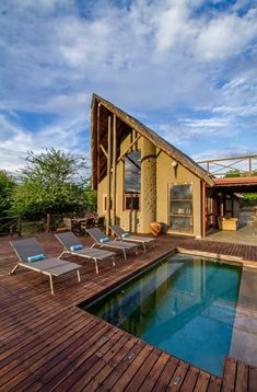 Pilanesberg Private Lodge is uniquely positioned in a part of the Pilanesberg National Park wilderness area that has previously not been accessible to any visitors! Game Reserve, Wilderness, National Parks, African, Mansions, House Styles, Outdoor Decor, Wildlife Nature, Mansion Houses