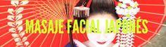 Siéntete bella y bien: Masaje Facial Japonés
