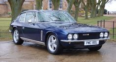 Looking for the Jensen Interceptor of your dreams? There are currently 11 Jensen Interceptor cars as well as thousands of other iconic classic and collectors cars for sale on Classic Driver. Vintage Sports Cars, British Sports Cars, Vintage Cars, Jensen Interceptor, Classic Cars British, Classic Motors, Performance Cars, Car Car, Sport Cars