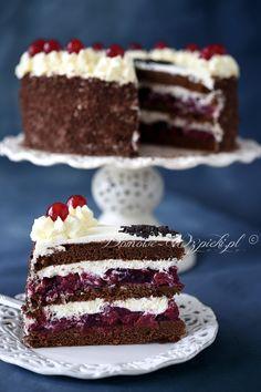 Poke Cakes, Lava Cakes, Fudge Cake, Brownie Cake, Wine Recipes, Cooking Recipes, Healthy Recipes, Custard Cake, Black Forest Cake