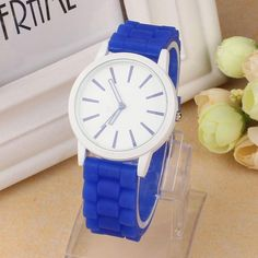 2015 New Arrival Unisex Silicone Fashion&Casual Hours Rubber Jelly Gel Quartz Analog Sports Women Wrist Watch Freeshipping Trendy Watches, Casual Watches, Sport Watches, Cool Watches, Women's Watches, Girls Wrist Watch, Rubber Dress, Trendy Fashion Jewelry, Rose Gold Watches