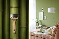▷ Trendfarben von SCHÖNER WOHNEN-Farbe - Wandfarben - [LIVING AT HOME]