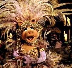 The Original Fashionista Miss Piggy