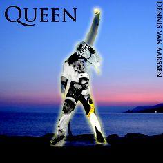 Queen zonder 'gitaar'.