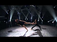 SYTYCD - Top 6 Performance: Cole & Eliana. Amazing power. Mia Michaels said that the inspiration for this piece was inspired by watching the way bulls fight. INCREDIBLE!!