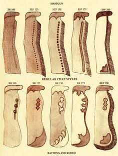 chaps patterns - Google Search More