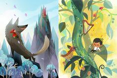 Children's Illustration and Art : Joey Chou