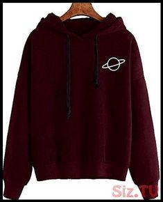 Redpol Womens Casual Long Sleeve Pullover Hoodie Fashion Hooded Sweatshirt