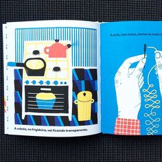 In time. Madalena Matoso. A new book from Design For Today in 2016. The first English language edition of a book destined to become a classic of illustration. More news of publishing date coming soon. #intime #designfortoday #madalenamatoso #watchingthelettleboil by designfortoday