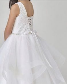 King City, Hit The Floors, Communion Dresses, Lace Dress, Flower Girl Dresses, Lace Up, Country, Wedding Dresses, Kids